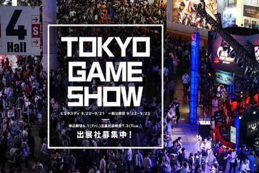 La versión online de la Tokyo Game Show 2020 se realizará en septiembre