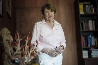"""Consuelo Valdés, ministra de las Culturas: """"Tenemos que adecuarnos a la realidad, que es muy dura para todos"""""""