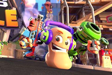 Worms Rumble: Hasta la franquicia de los gusanos se sumará a los videojuegos de Battle Royale