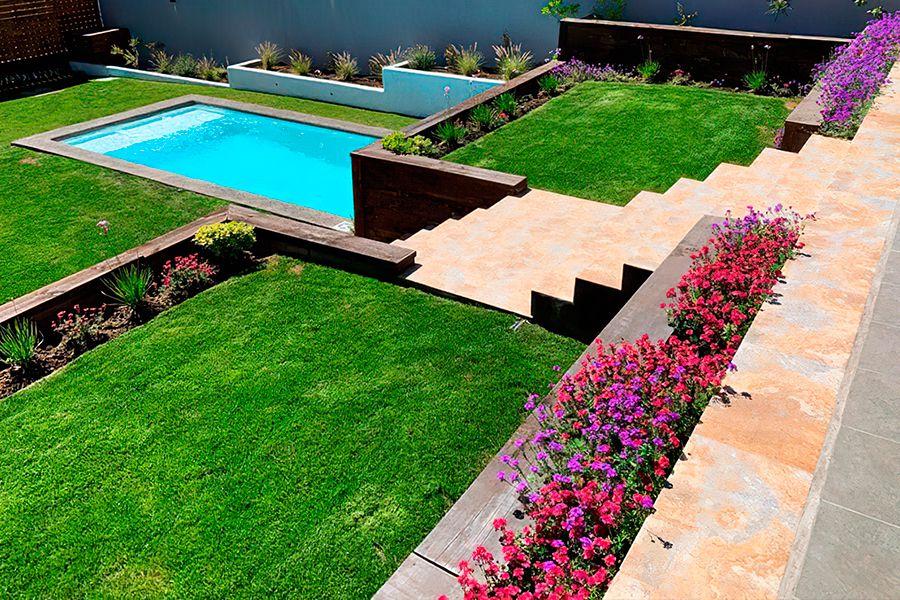piscinas con diseño