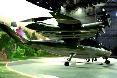 Este taxi volador podría ser una realidad en 2024
