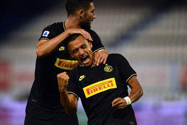 """El mensaje de Alexis a los hinchas del Inter: """"Tenía muchas ganas de quedarme"""""""