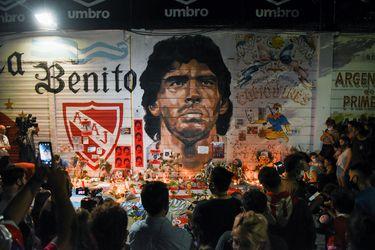 Maradona no se muere
