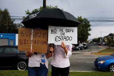 """""""El pueblo no nos mandó a negociar"""": Bukele anticipa más destituciones de funcionarios en El Salvador"""