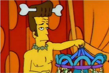 Cuando Luke Perry apareció en Los Simpson