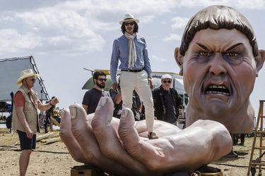 La maldición de El Quijote sigue cruzándose en el camino de Terry Gilliam