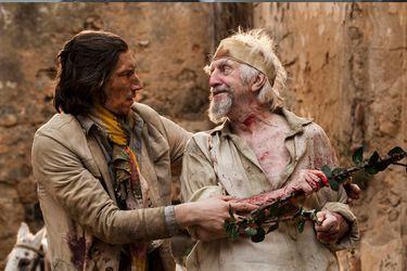 Cannes apoya a Terry Gilliam para el estreno de The Man Who Killed Don Quixote