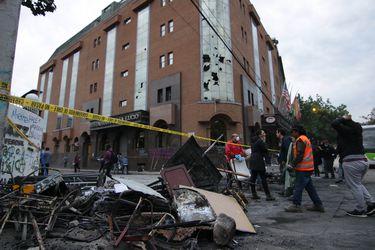 Imputados por incendio en Hotel Principado de Asturias son absueltos