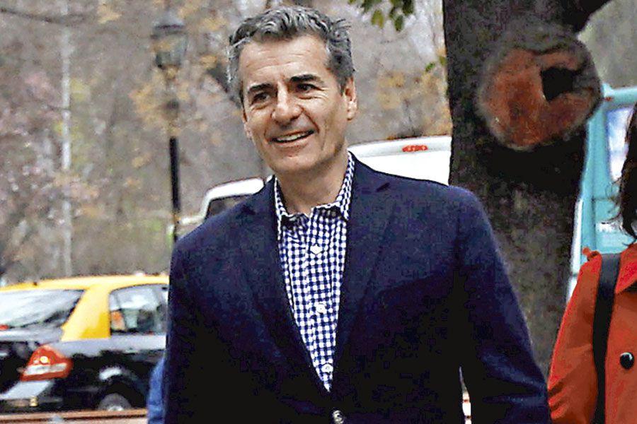El exministro Andrés Velasco.