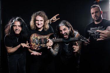 La cartelera local se renueva con históricos del heavy metal