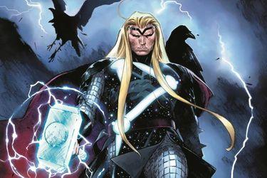 Así se verá Thor en su nueva etapa en los cómics de Marvel
