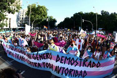 Proyecto de ley que autoriza la autodeterminación de género desde los 16 años avanza en España