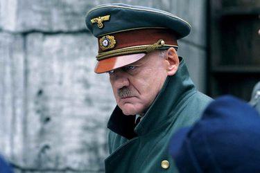 La caída: la cinta que transformó a Ganz en Adolf Hitler