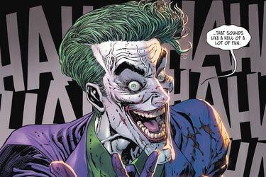 El Joker tiene claro que Bruce Wayne es Batman