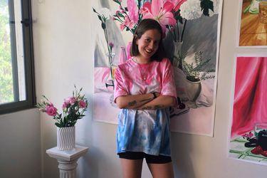 Mi lista: Elisa Alcalde, pintora
