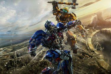 Paramount no está desarrollando en una secuela de Transformers: The Last Knight