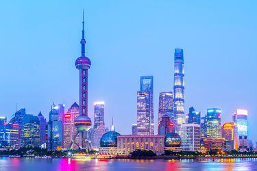 """Economía china se recupera en """"V"""" y sorprende en el cuarto trimestre"""