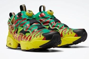 Reebook anuncia unas zapatillas inspiradas en Jurassic Park
