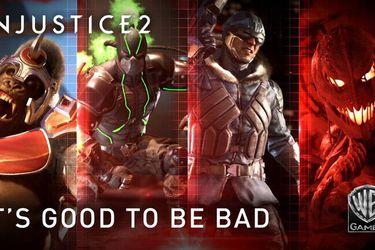 Los villanos se toman nuevo adelanto de Injustice 2