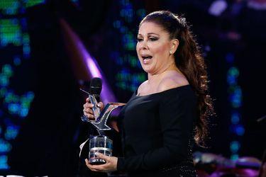Los artistas que han sido premiados con la Gaviota de Platino en el Festival de Viña
