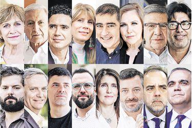 Criteria prevé una presidencial abierta: Lavín y Jiles figuran como los candidatos más competitivos de sus sectores en estudio de abril