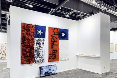 Artistas chilenos llevan el estallido social a Arco Madrid
