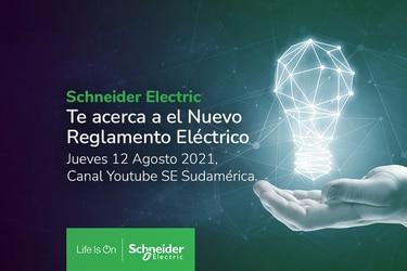 Schneider Electric realizará evento para conocer más sobre la Nueva Normativa Eléctrica