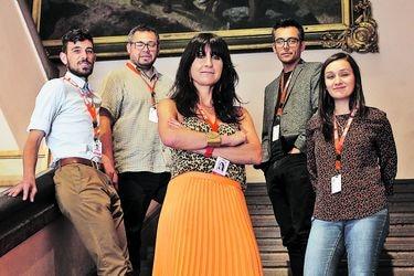 """Macarena Ponce de León, directora del Museo Histórico Nacional: """"La historia y la cultura pueden tener un impacto súper positivo en este momento"""""""