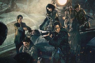 Escapa del apocalipsis con los nuevos pósters de Train to Busan 2: Península