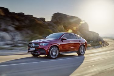 Mercedes-Benz se fortalece con el SUV GLE Coupé y su hermano sport de la división AMG