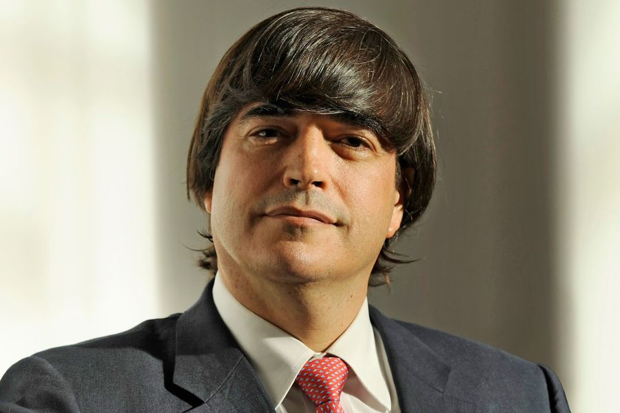 Jaime Bayly Portrait Session
