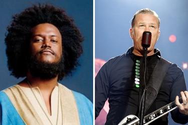 Escucha aquí cómo Metallica se convierte en spiritual jazz