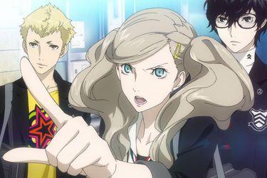 Anuncian fecha de estreno de Persona 5 The Animation