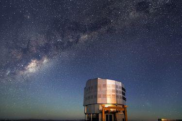 La Vía Láctea puede estar plagada de planetas con océanos y continentes como en la Tierra