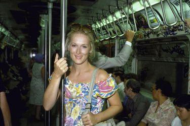 El desgarrador discurso donde Meryl Streep repasa su vida como actriz