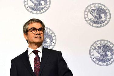 El presidente del Banco Central  por petróleo