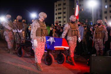Ejército inicia proceso para trasladar restos de Soldado Desconocido a mausoleo institucional en el Cementerio General