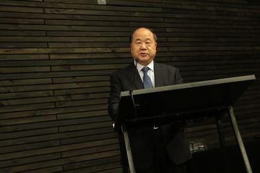 """Mo Yan, Premio Nobel de Literatura chino: """"Creo que influenciar una política es algo circunstancial o secundario"""""""
