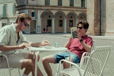 """Luca Guadagnino: """"Una relación gay no es necesariamente más difícil que la heterosexual"""""""