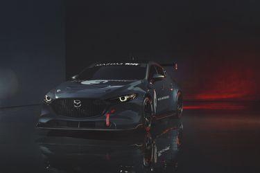 Muy bonito, pero no: Mazda cancela el proyecto del Mazda 3 TCR
