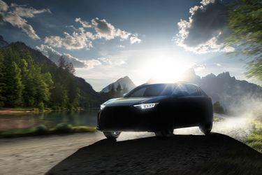 Y lo llamó Solterra: Subaru devela el nombre de su primer auto eléctrico 100%