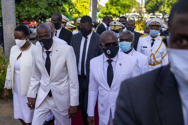 Dimite el gobierno de Haití y el presidente nombra un nuevo primer ministro