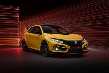 ¿Qué es lo que trama el nuevo Honda Civic Type R Limited Edition en este video?