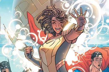 Naomi de DC Comics tendrá una serie live-action en la que participará Ava DuVernay