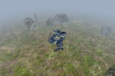 Con un video reimaginan Death Stranding como juego de PS1