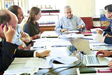 Piñera pide a futuros ministros lograr acuerdos en ley de identidad de género