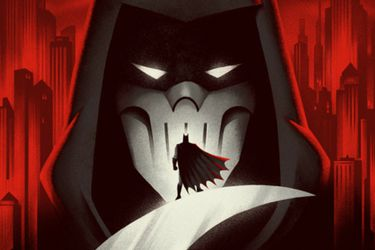 La Máscara del Fantasma, la mejor adaptación de Batman