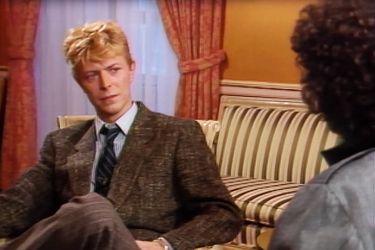 David Bowie y la entrevista en que interpela a MTV por no emitir videos de artistas afroamericanos