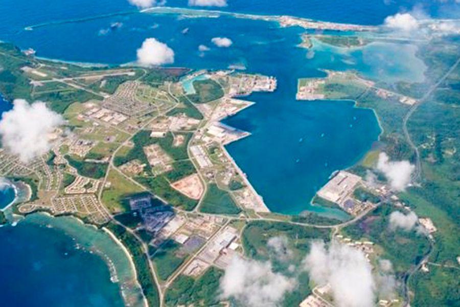 Por qué Corea del Norte apunta a Guam para amenazar a Estados Unidos - La Tercera