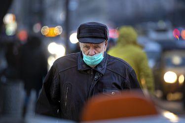 Rusia confirma más de 8.000 casos y cerca de 365 muertos por coronavirus durante el último día